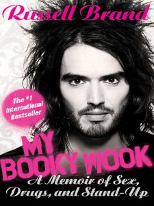 Russell Brand My Booky Wook Cover