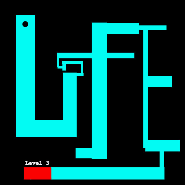 game of life maze level 3