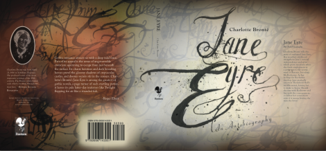 final version of book cover Jane Eyre