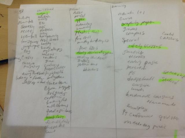 word list for brighton logo