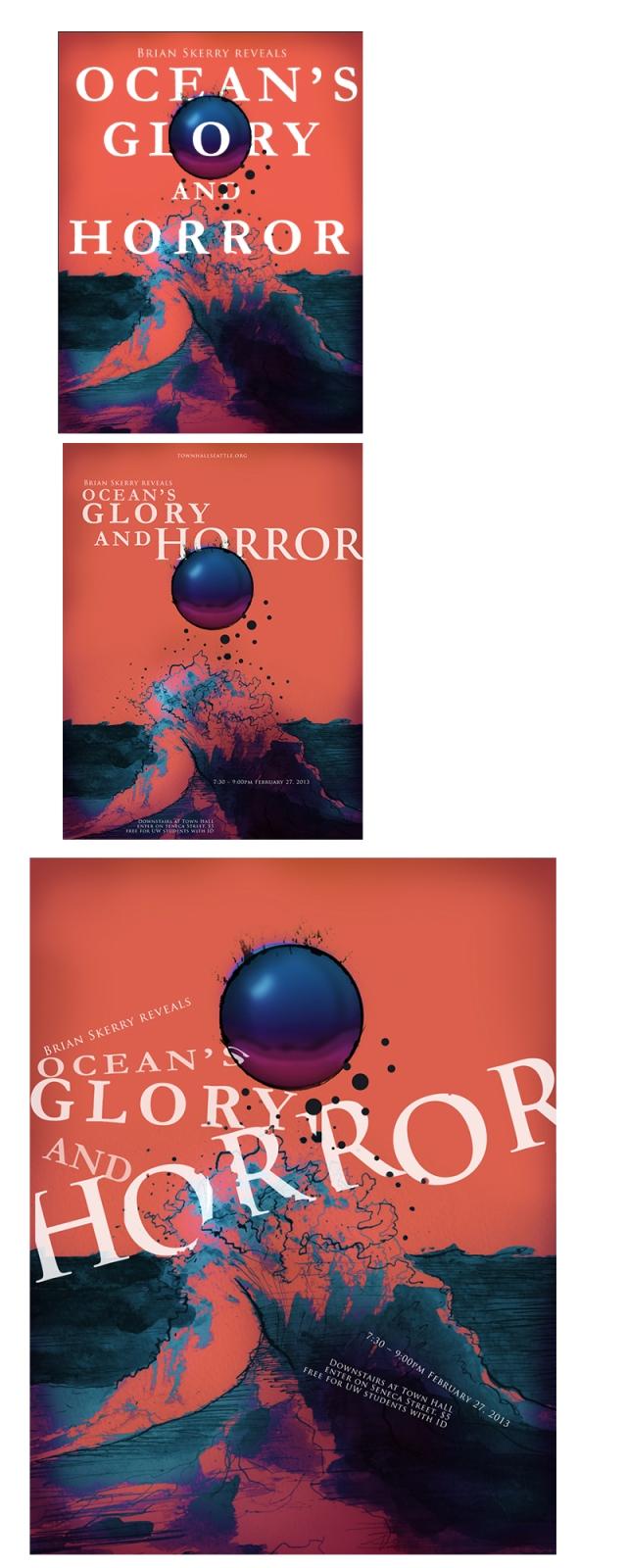 oceanpostertype