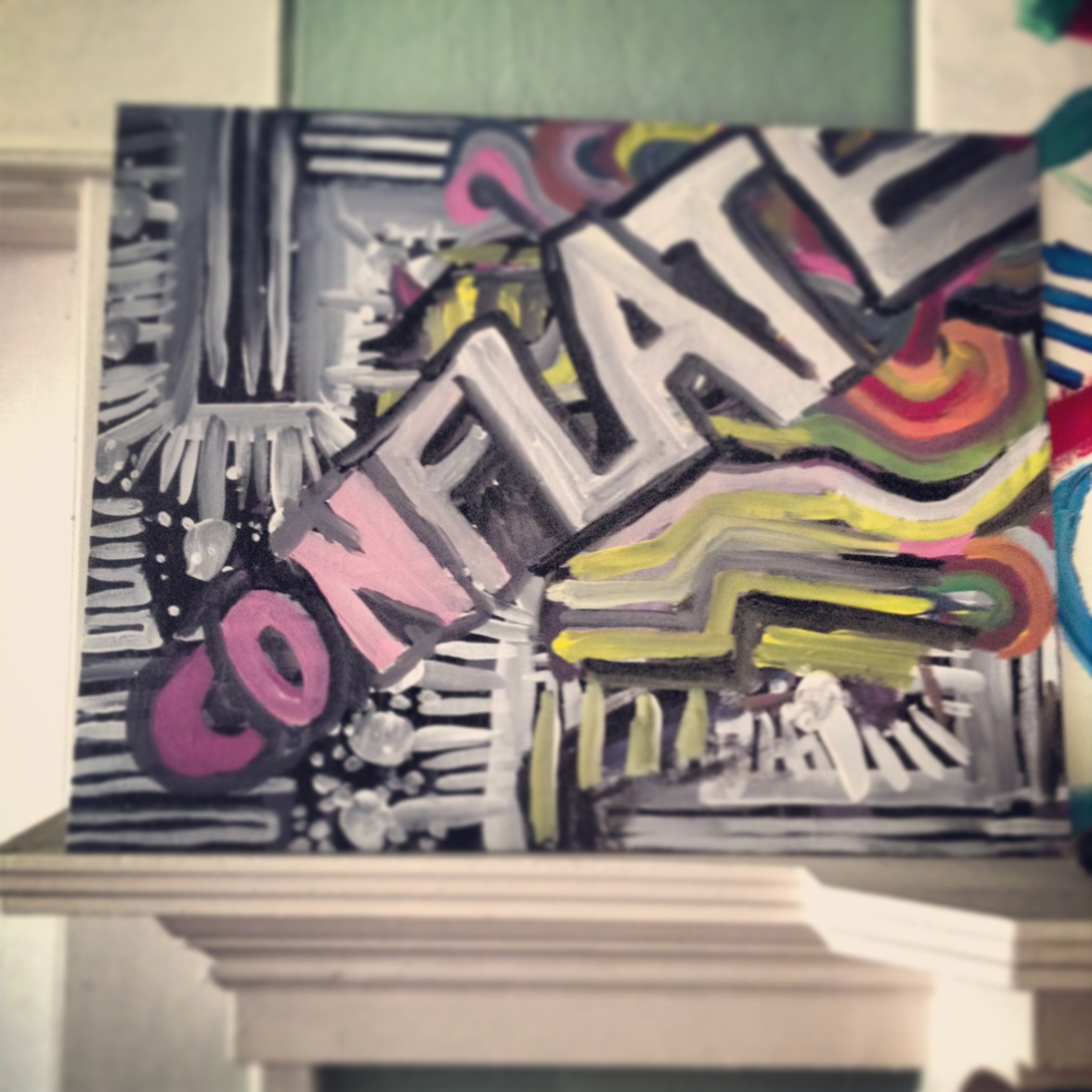 conflate