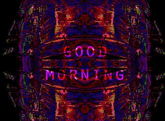 goodmorn