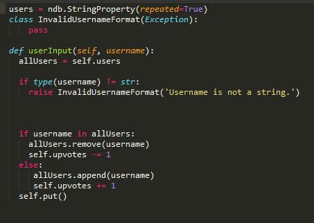 upvoting-code-python
