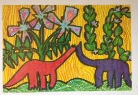 7) Prehistoric Love