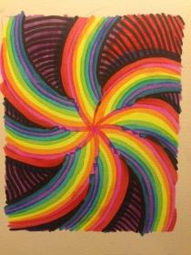 """Rainbow Hypnotism"""