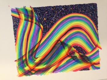 """Rainbow Confetti"""